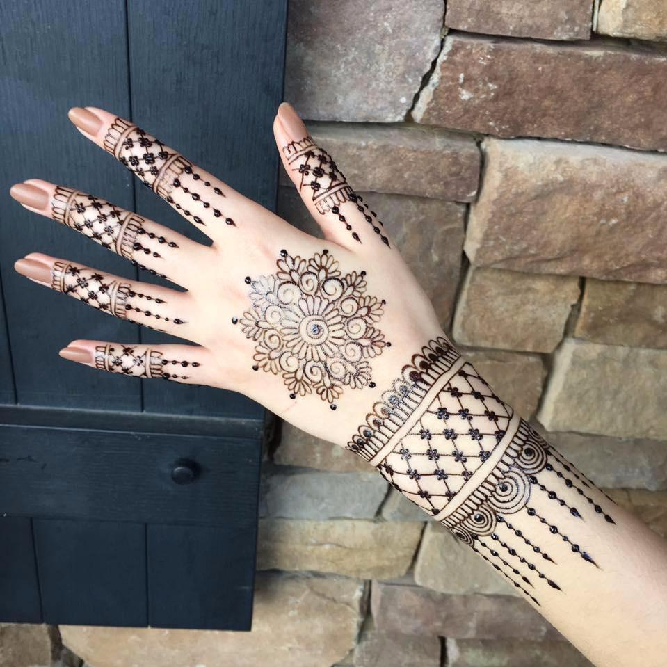 Henna art by nadia - Boone, NC