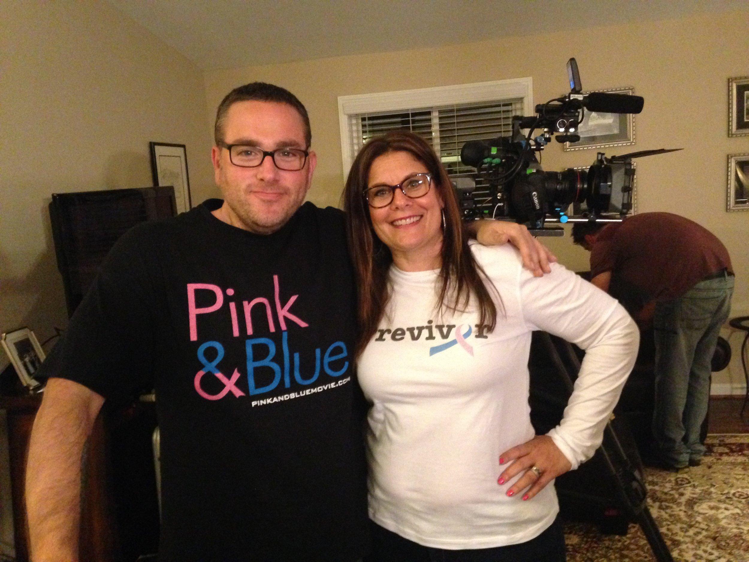 Alan M. Blassberg (Director/Filmmaker) & Marla