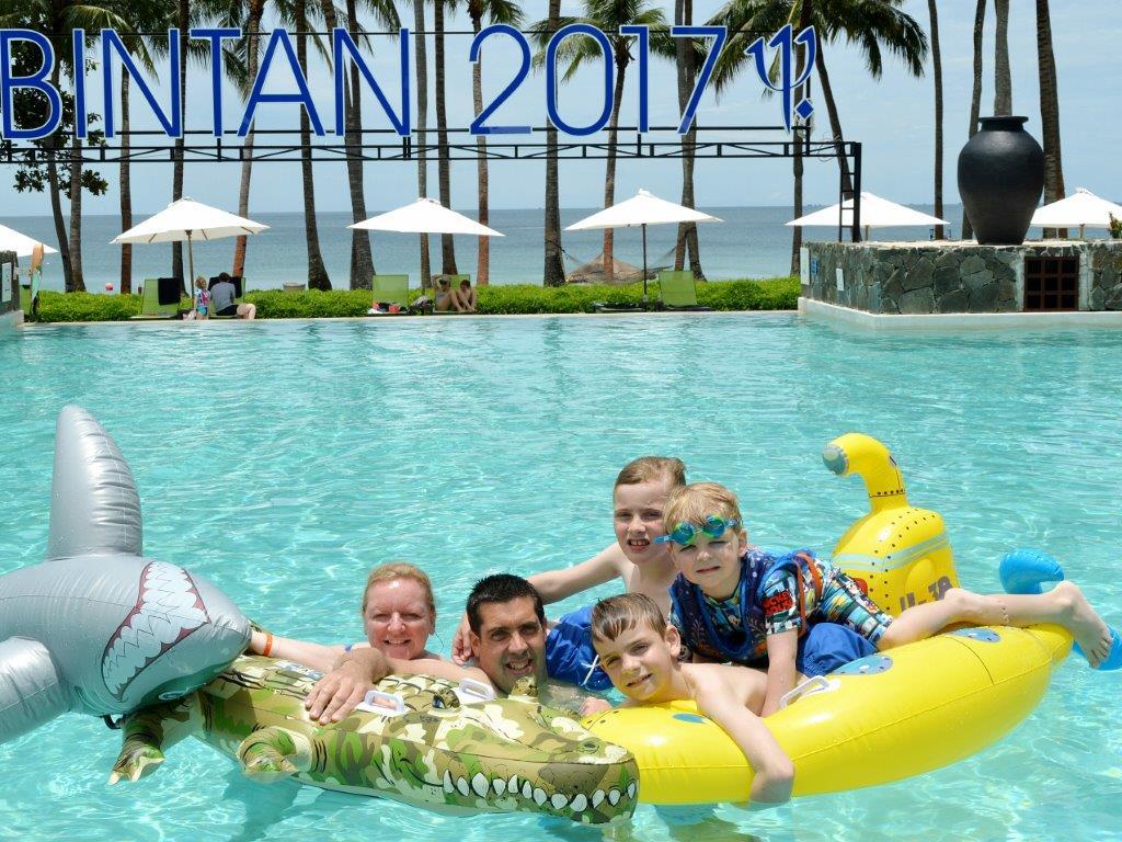 Photo taken at  Club Med Bintan Island