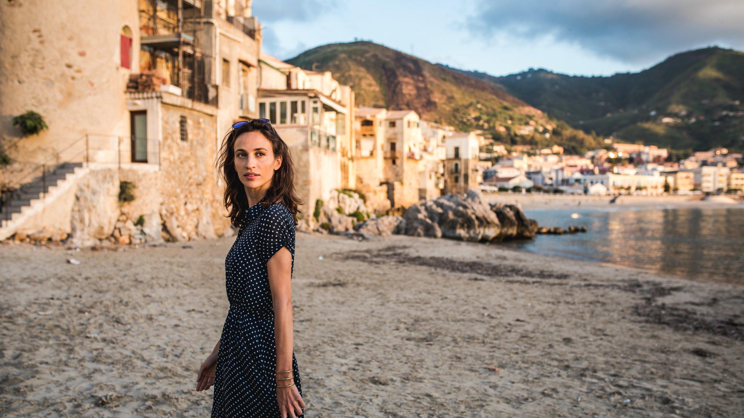 Photo taken at    Club Med Cefalu