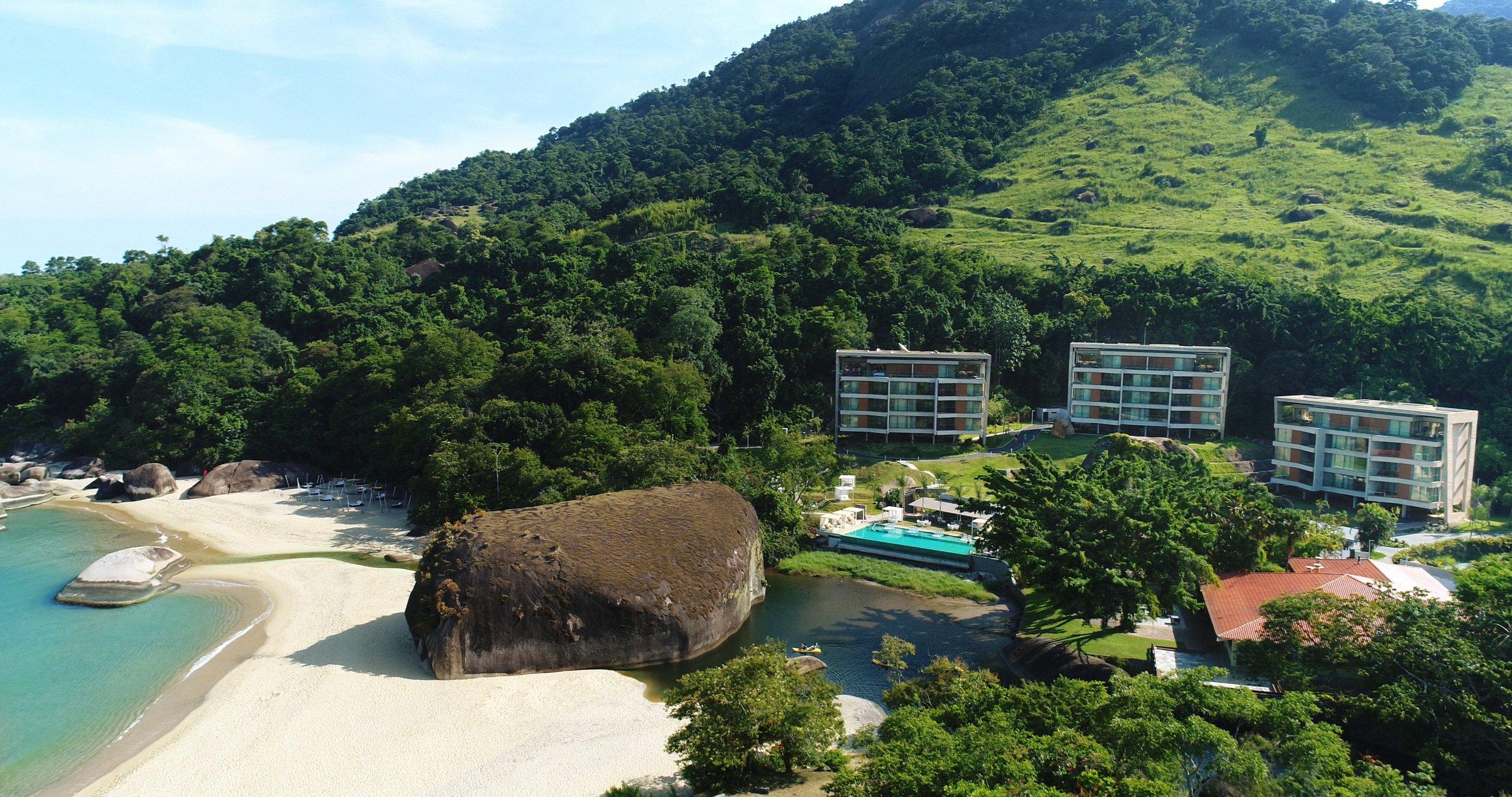 Photo taken at    Club Med Rio Das Pedras