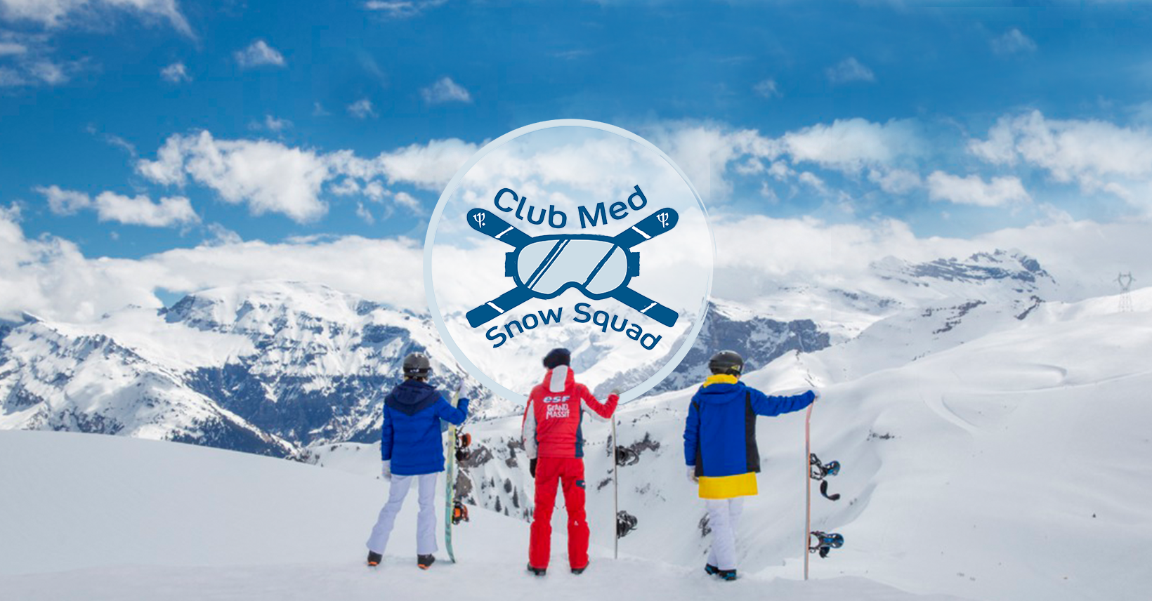 JOIN THE CLUB MED SNOW SQUAD FACEBOOK GROUP! - Fresh mountain air, powder snow, unique apres experiences, and gourmet mountain food...if these thing get your heart racing, you're in the right place! Join the Club Med Snow Squad and chat with like-minded snow holiday lovers, receive snow holiday tips, insider knowledge to our resorts, prizes, exclusive deals, and more!