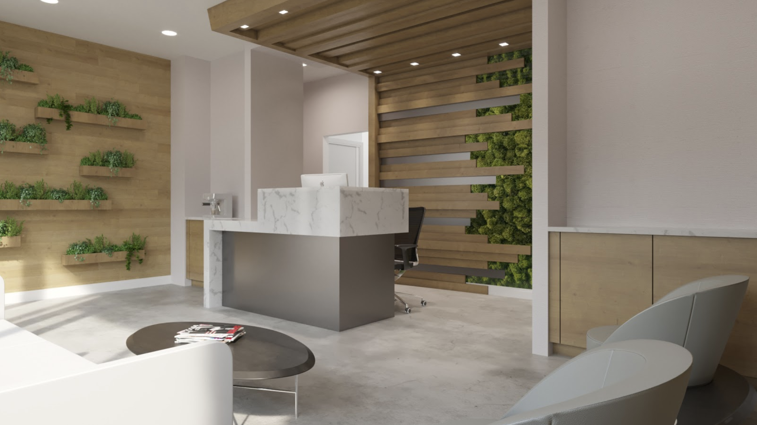 Downtown Dental Facilities - We like to display our philosophy in every aspect of our office. Our facilities play a big role…