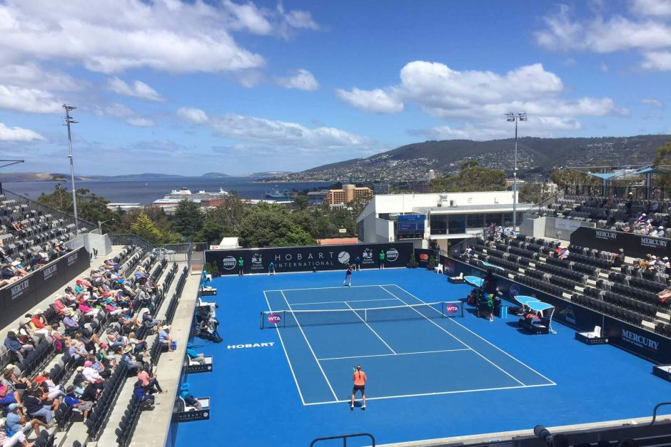 Domain Tennis Centre.