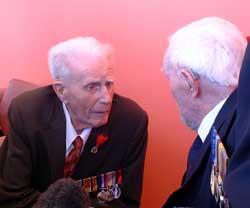 Frank MacDonald and Alec Campbell.