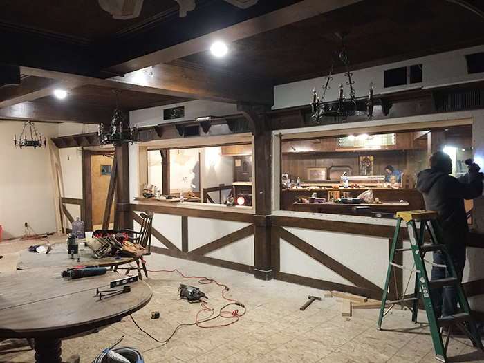 Dogwood Tavern renovation - stage 1 - window wall creation 13.jpg