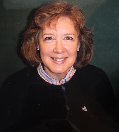 Jayne McKaughlin, Director of Church Administration