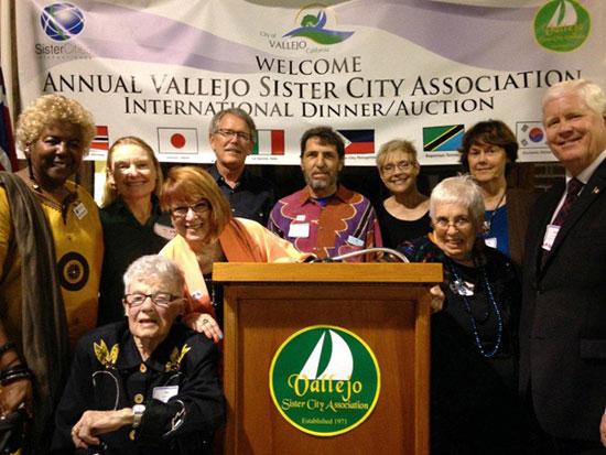 Vallejo Sister City Association International Dinner