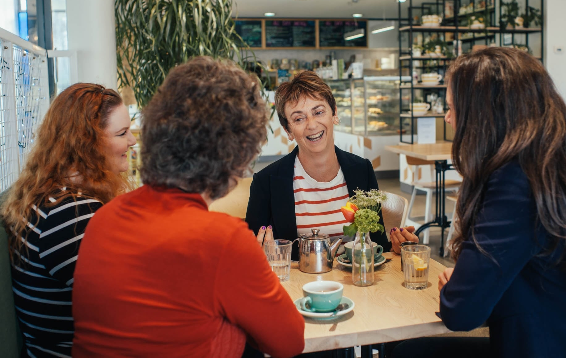 Career support for women in Auckland
