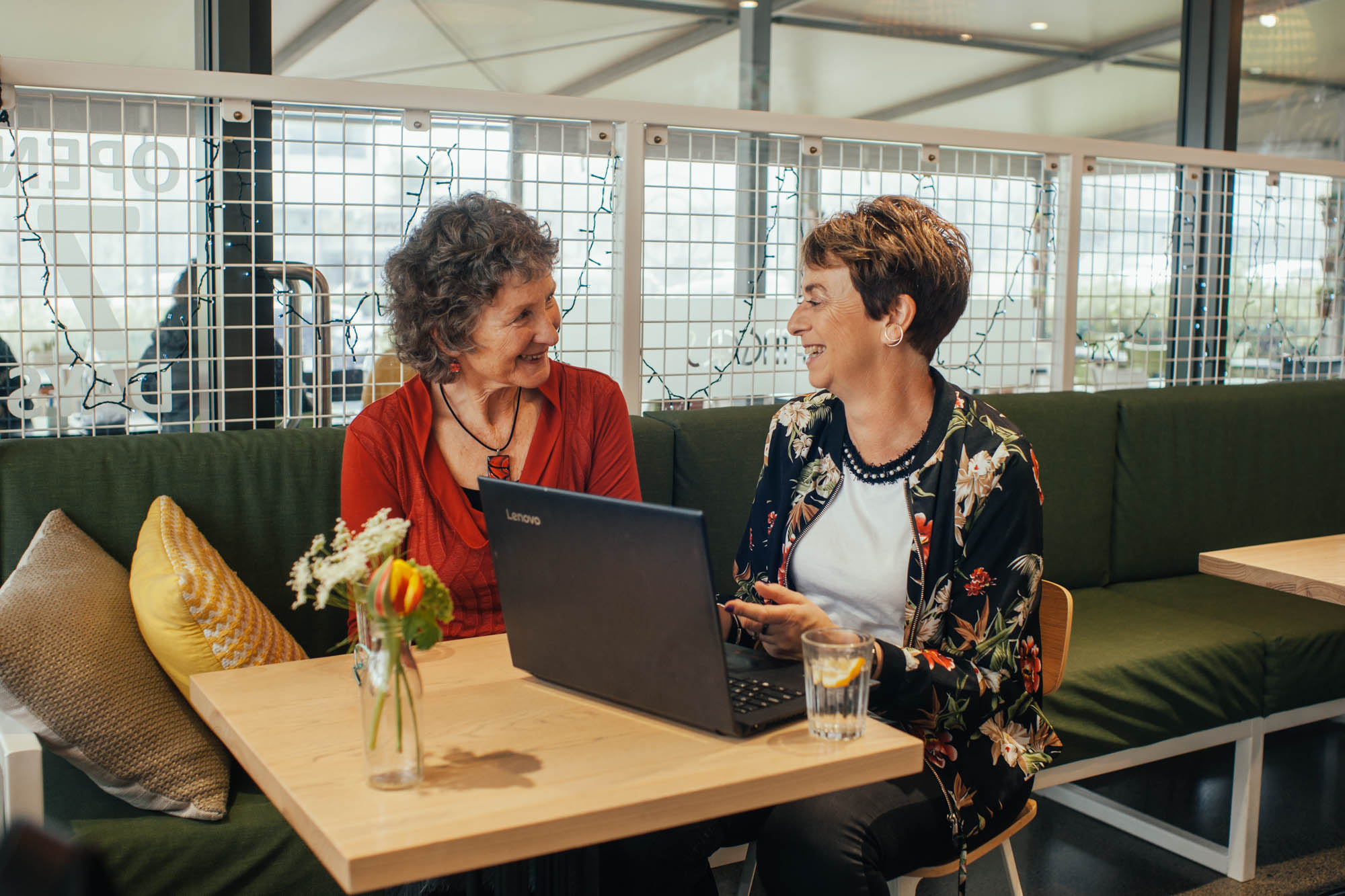 Support for women who want to reinvent the end of their careers -