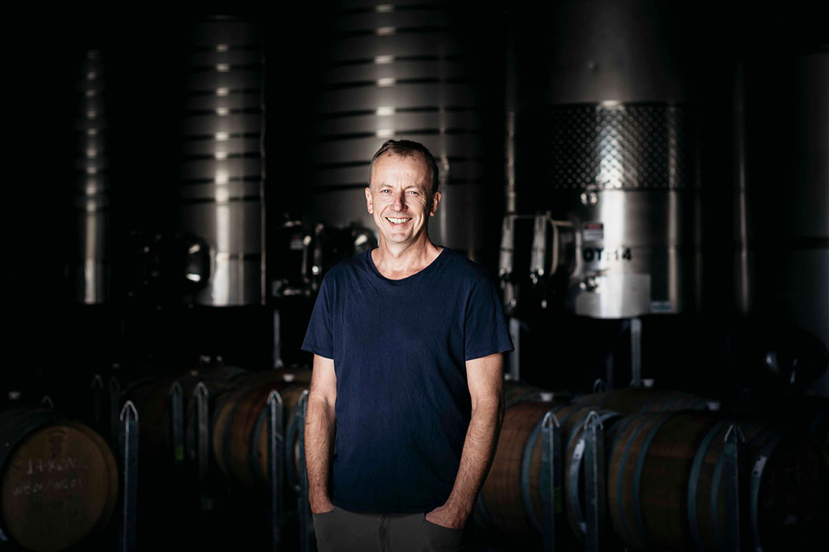 Bruce Taylor - Chief Winemaker