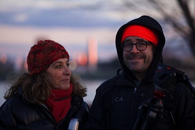 Michka Saäl and Pierre Bertrand, 2014