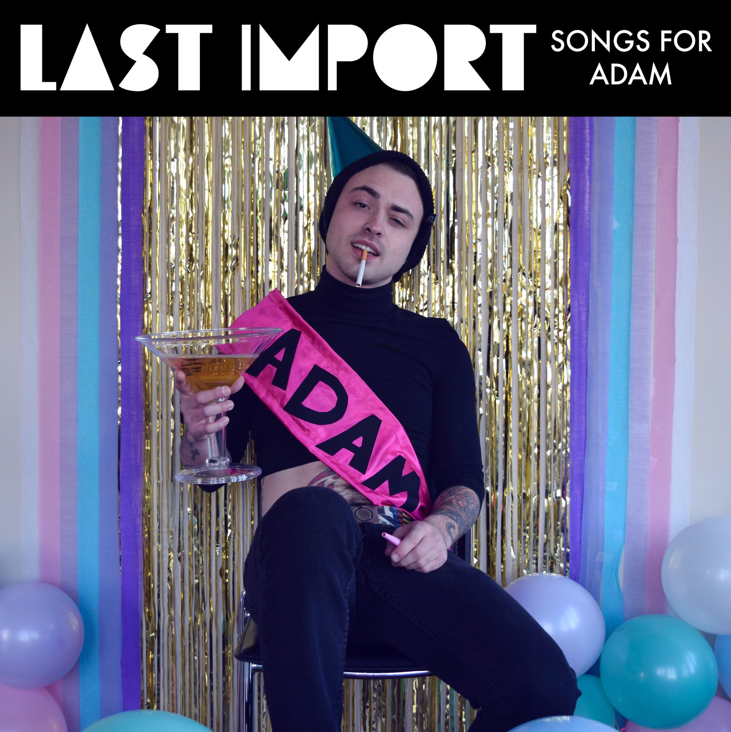 songs for adam - Last Import