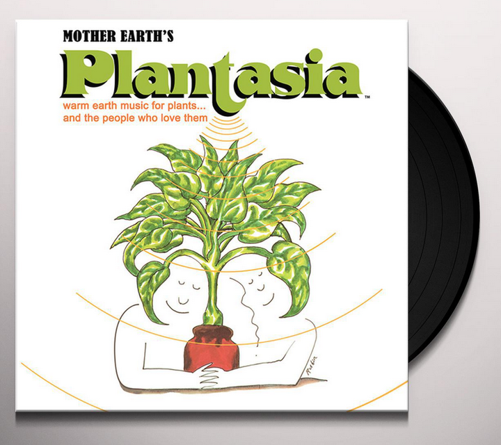 Mort Garson's Music for Plants -Play it for your plants like we do!