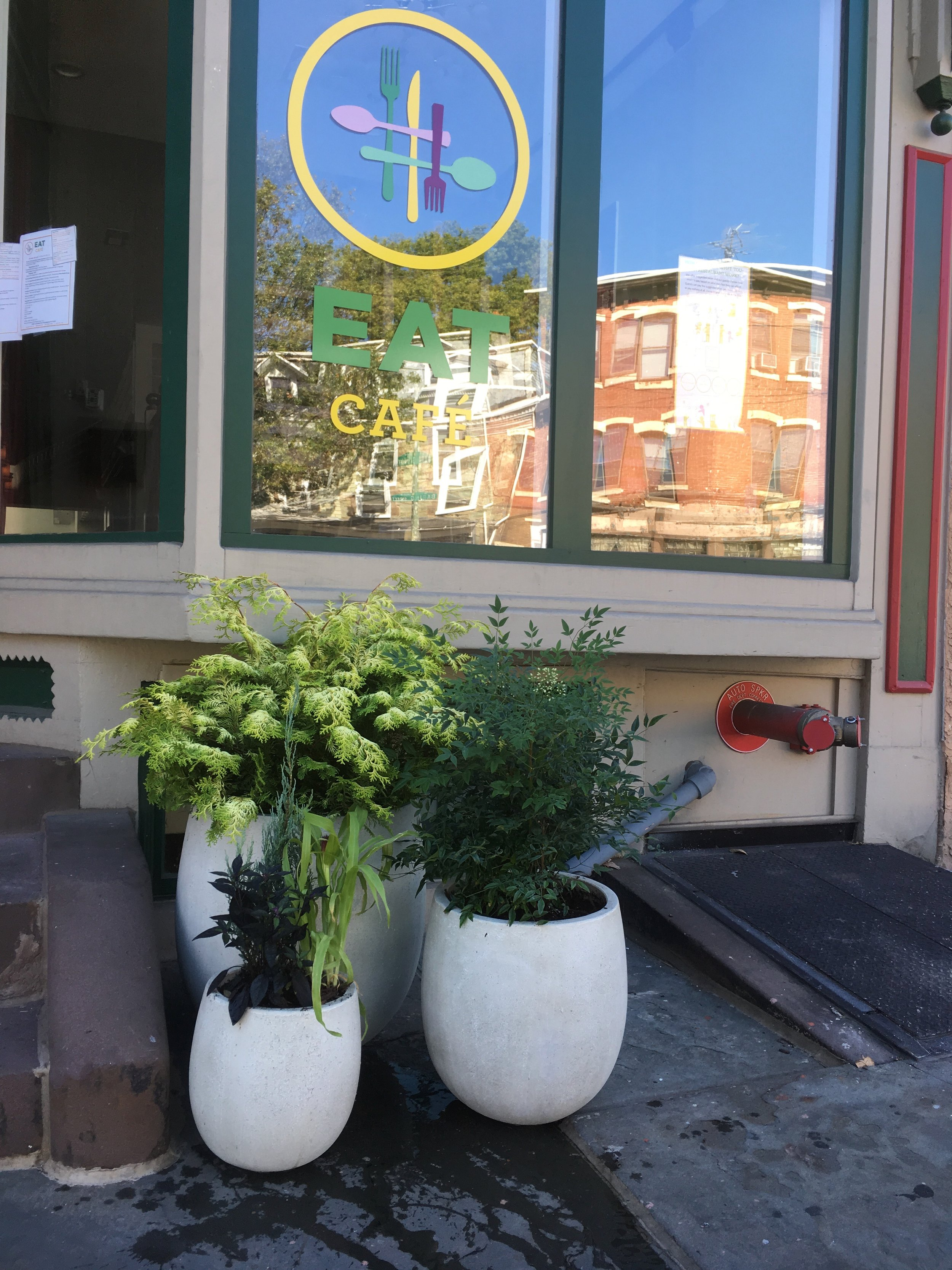 Eat Cafe, West Philadelphia