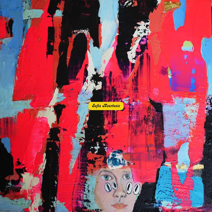 Sophia Kourtesis EP Cover