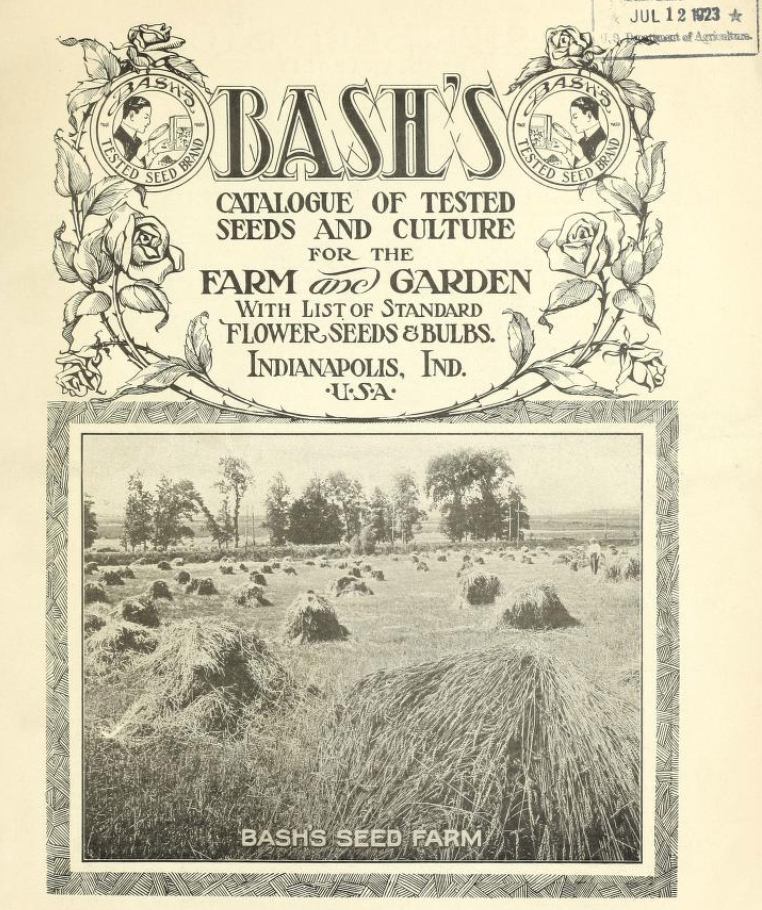 Catalog from 1923
