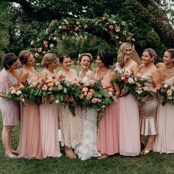 This babe just got back from her honeymoon in Thailand and watching her adventure has me so excited to go back to South East Asia soon. Get a load of all those delicious peach flowers we made for their gorgeous wedding at The Herb Garden too - Our girl @mshieldsphoto absolutely slayed that arch design! Photo by @mochatreestudios . . .  #weddingplanner #instawed #engaged #fallwedding #ottawa #bridetobe #ottawawedding #marriage #weddinginspiration #weddingday #ontariobridesfeature #realwedding #canadianbride #ottawavenues #ottawaweddings #ottawaflorist #ottawaweddingvenue #fridevents #ottawaweddingplanner #ottawaeventplanner #ottawabride #weddingplanner #weddingplannerlife #weddingdecor #weddingdress #weddingblog #weddingbouquet #herbgarden #ottawaflorist