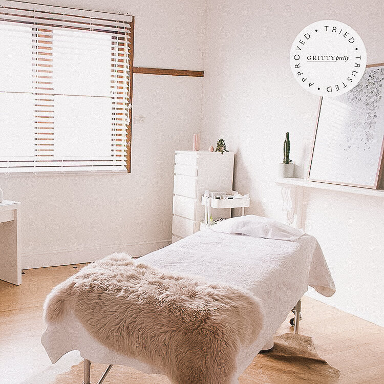 """Gritty Pretty has labeled LASH ROOM ON FRANKLIN as """"…one of Victoria's best lash experts."""""""