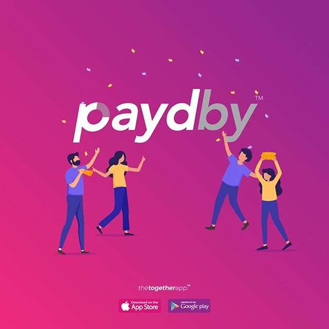 Paydby is here! 🎉🎉🎉 Work together with your group to make planning for projects, events and hobbies fun and achievable today!  Download TheTogetherApp today and start achieving your TogetherGoals.  Available now on Google Play and the App Store.
