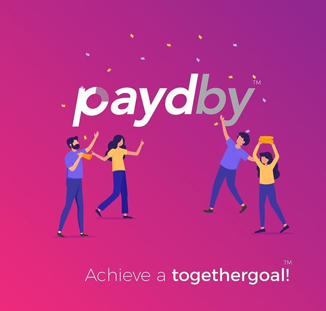 Downloaded #TheTogetherApp yet?  Head over to your favorite AppStore now and download the Paydby app and start achieving #togethergoals today! Available in Australia and New Zealand.  #paydby #bettertogether