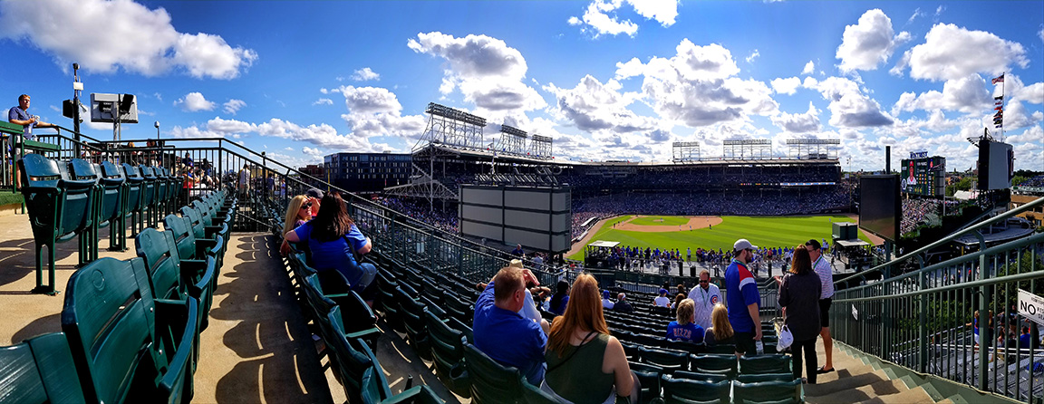 August 23, 2019 @ The Wrigley Rooftops