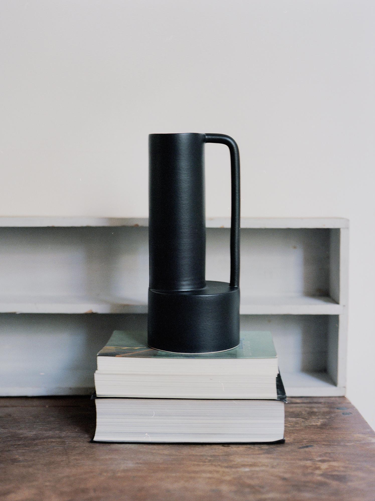 Ceramic Vase by Alison Thirion