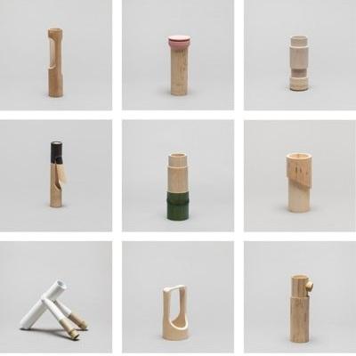 AIRBUS - Toulouse, 2019Réalisation d'une série de pièces décoratives avec le designer Samy Rio