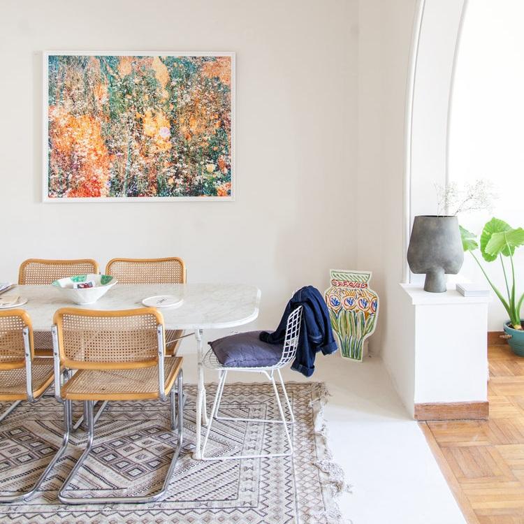 Appartement Dieudé - Paris, 2019Décoration d'un appartement privé