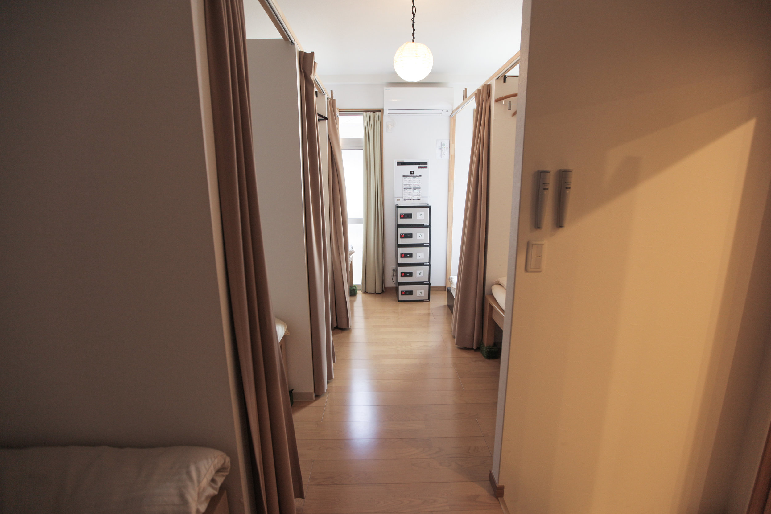 Womens' dormitory
