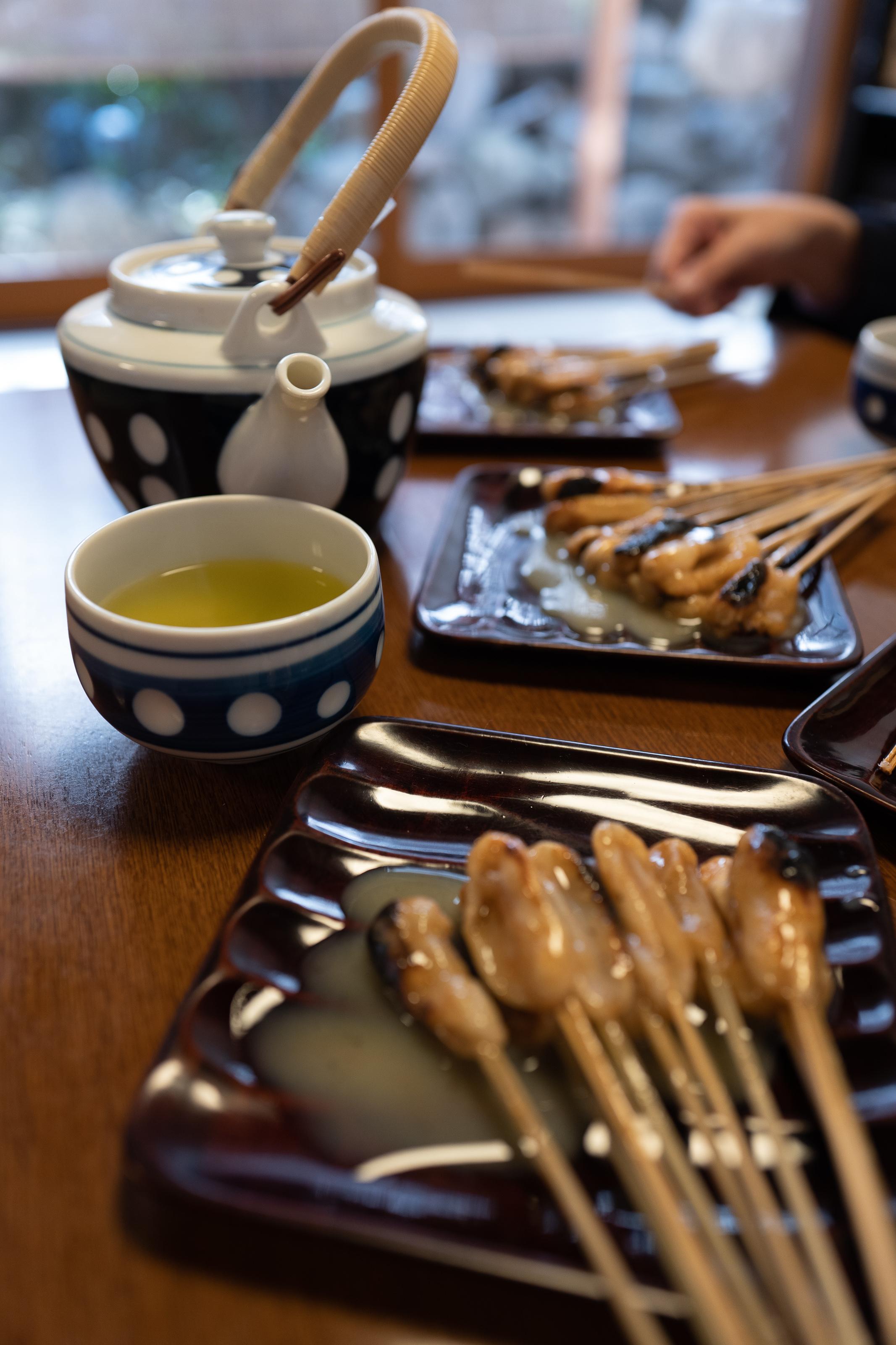 Aburimochi at Ichiwa