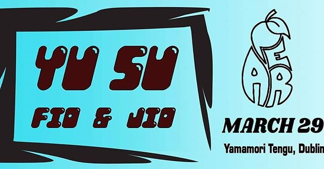 After last month's riot with Peach, @pear4you returns  March 29th with special guest Yu Su!  Yu is an incredibly talented musician & producer, with classic records on venerable institutions PPU Peoples Potential Unlimited & Arcane (+ a forthcoming release on Music From Memory sublabel Second Circle). Her serene & mellow production style however is miles away from her party frenzy club personality. Yu is one of the best party DJs around, last seen around these parts whipping up a frenzy in the garden of The Bernard Shaw. More of the same then, we imagine!  Fio & Jio on support €10 OTD Doors 23:00