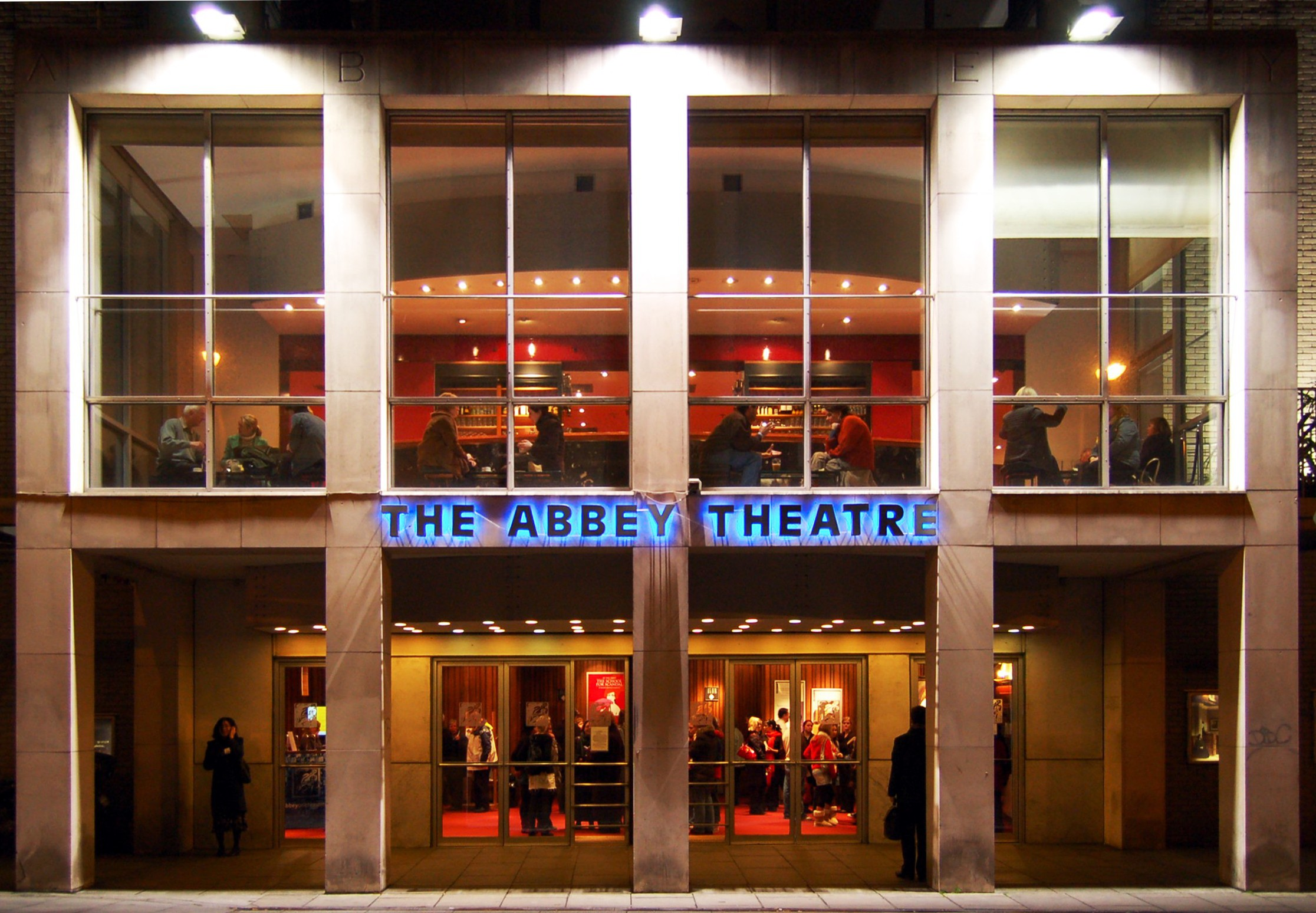The Abbey Theatre