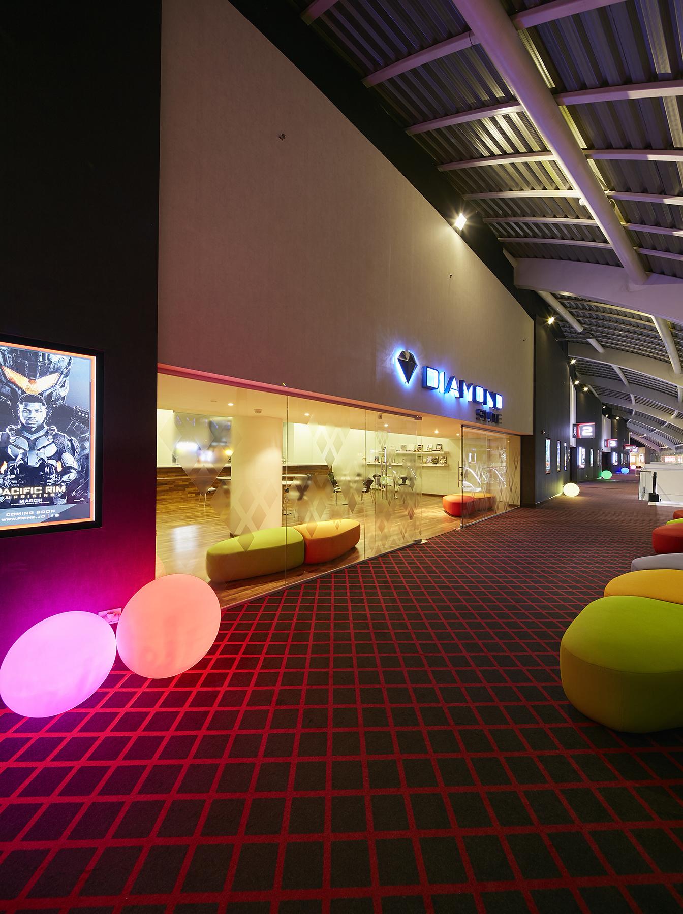 Diamond Suite, Prime Cinemas Abdali