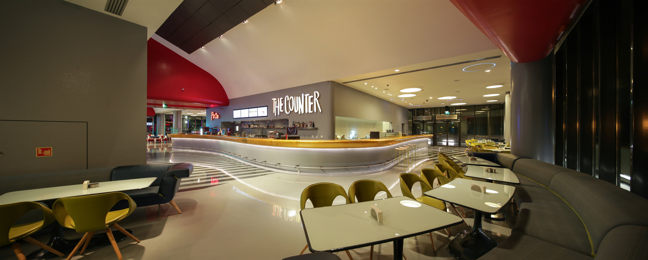 The Counter, Beirut Souks Cinemacity