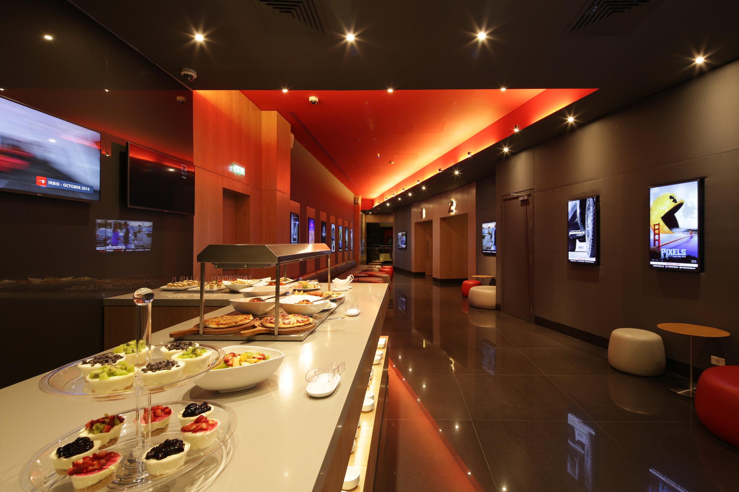 Cine Bistro, Prime Cinemas Amman