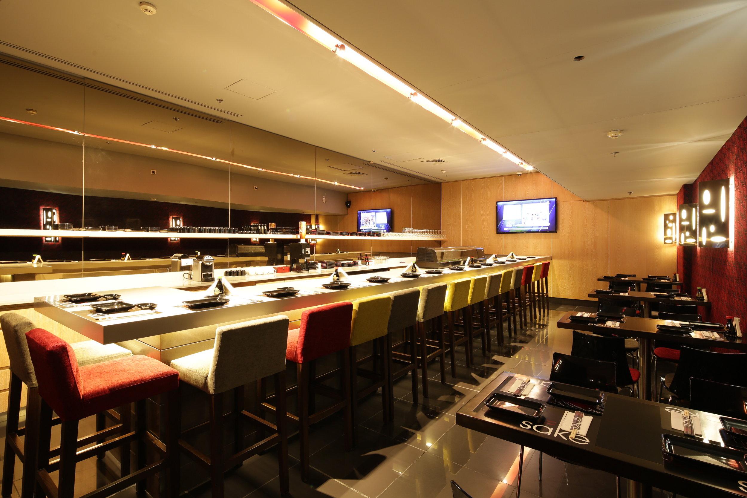 Sake Lounge, Prime Cinemas Amman