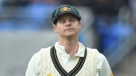 Steve Smith shows how everyone was feeling