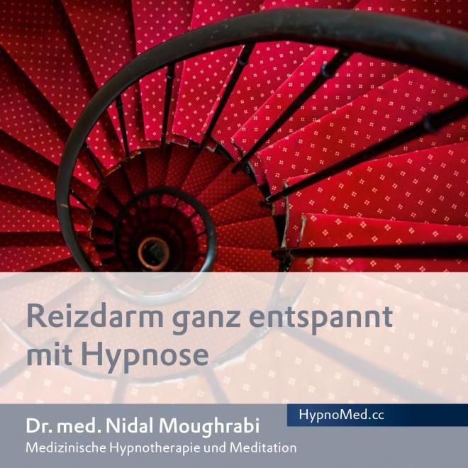 HypnoMed Dr. Nidal Moughrabi Reizdarm ganz entspannt mit Hypnose (MP3)