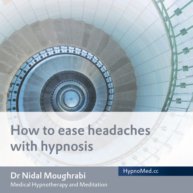 HypnoMed Dr. Nidal Moughrabi How to ease headaches with hypnosis (MP3)