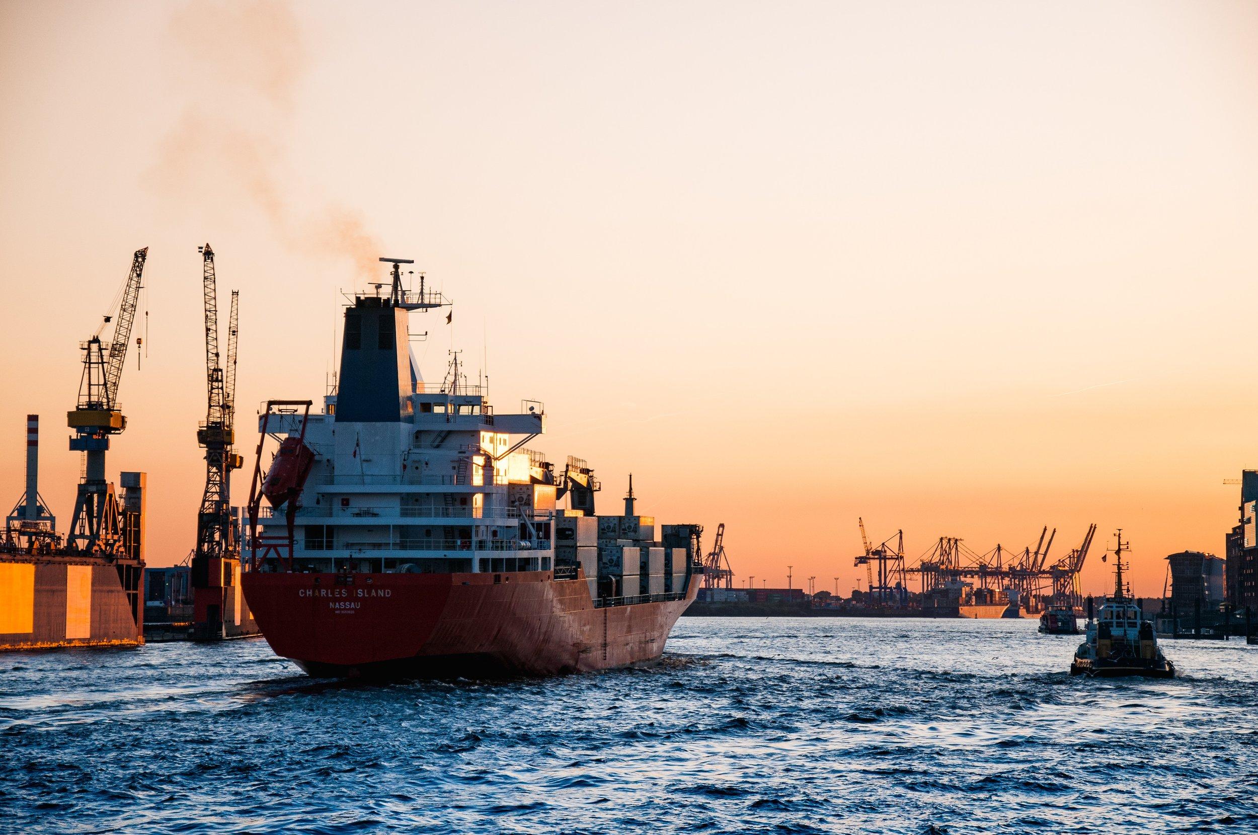 - Gestão Integrada da Segurança da Cadeia de Abastecimento Marítimo-Portuária