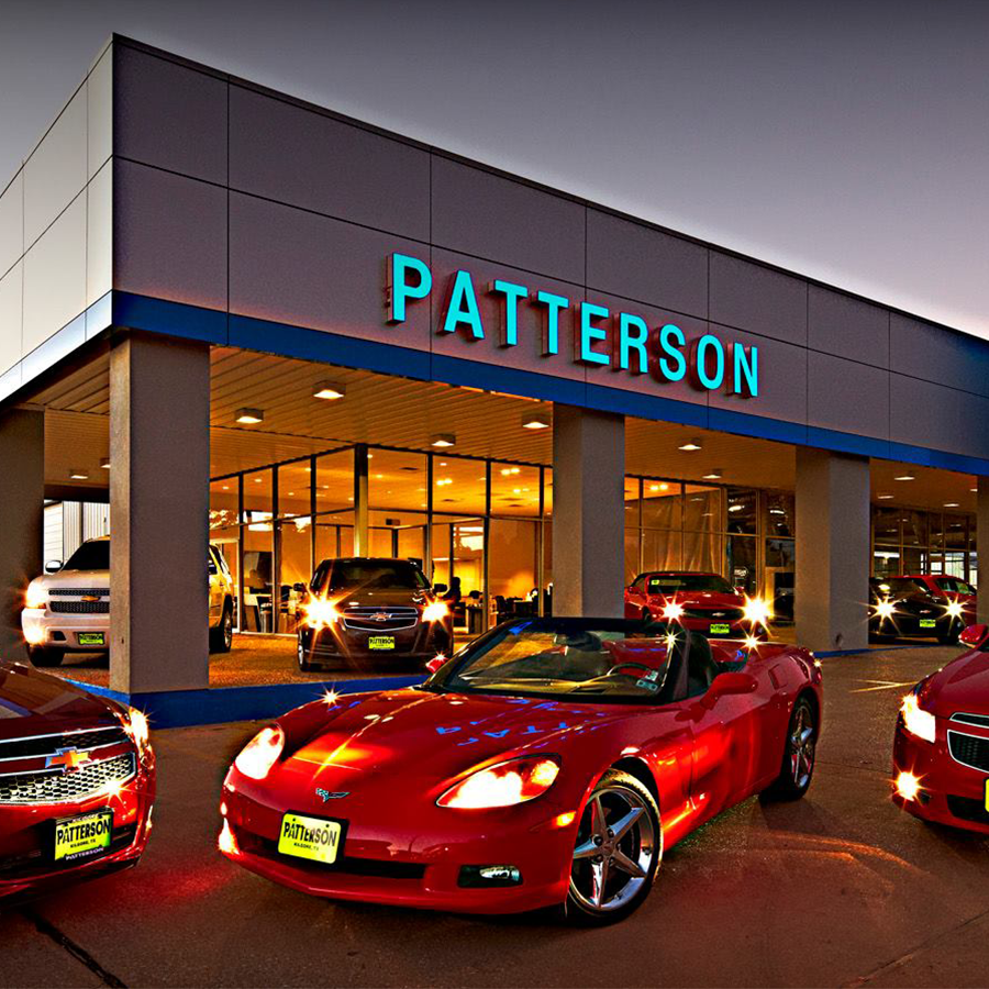 Patterson chevrolet, kilgore - Chevrolet dealership with body shop, parts and service.
