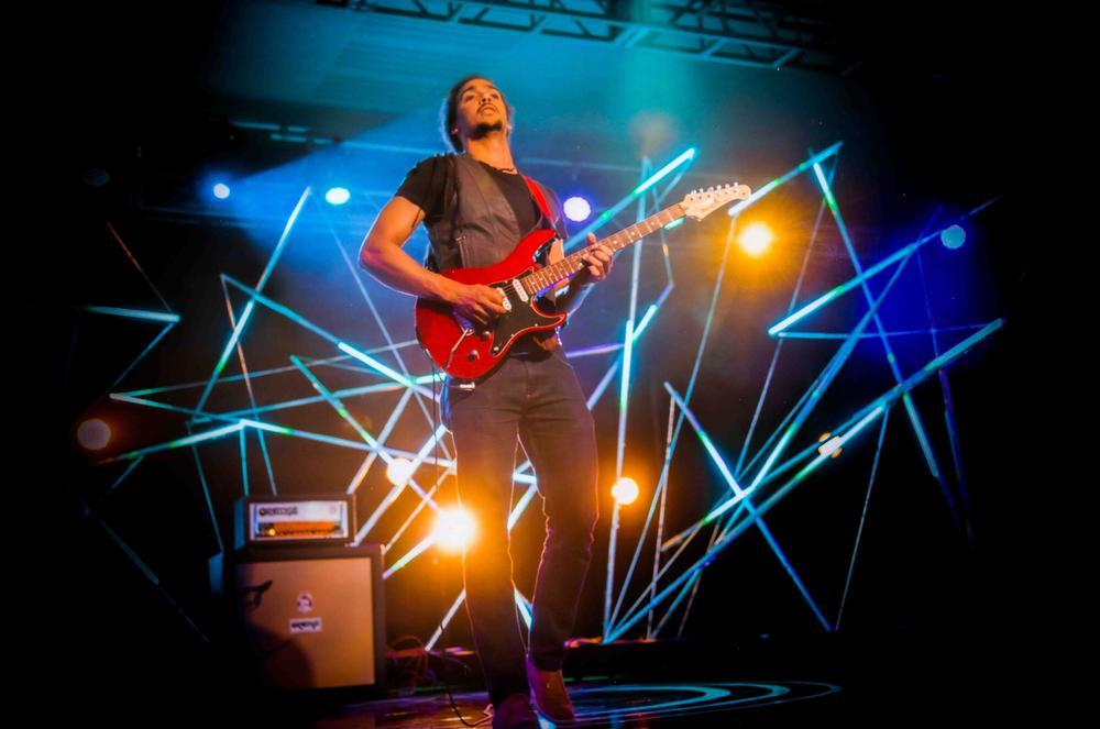 Me on Sky Arts: Guitar Star Season II - Episode 1