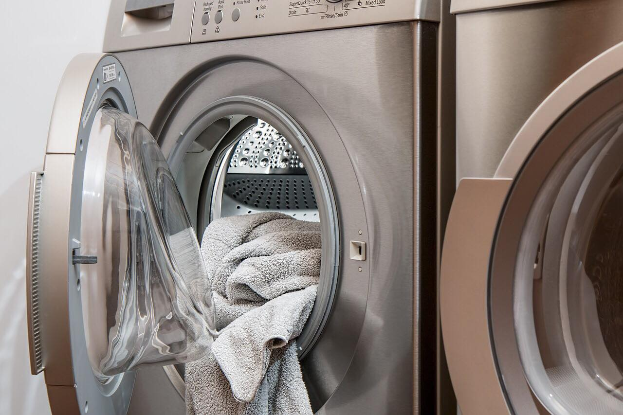 Laundry is a never ending chore, and sometimes it is really nice to have a break!