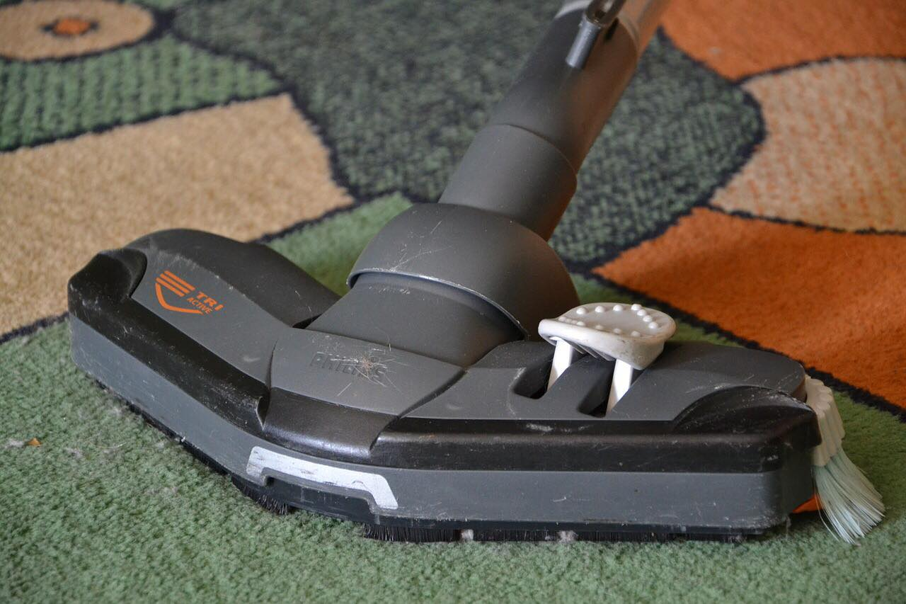 If the floors need to be vacuumed twice a week, think about how you could take over that chore even half of the time.