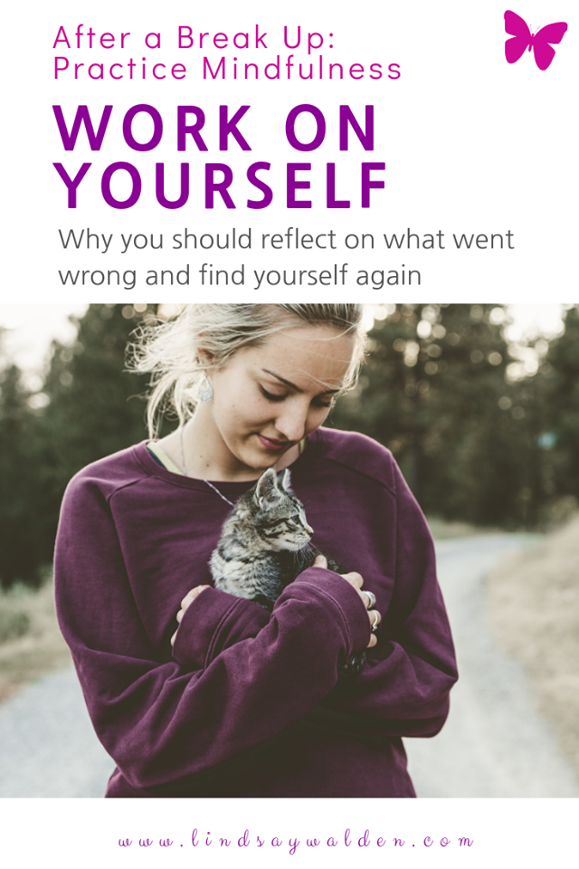So you have started dating again after a break up? Are you thinking about a rebound relationship or wondering if this new relationship is something you should get into after your last break up? Read on to learn my tips on finding yourself and being mindful when getting into a new relationship. #Breakups #Relationships #DatingAgain #ReboundRelationships #NewRelationship #SelfCare #FindYourselfAgain #MakeTimeForYou