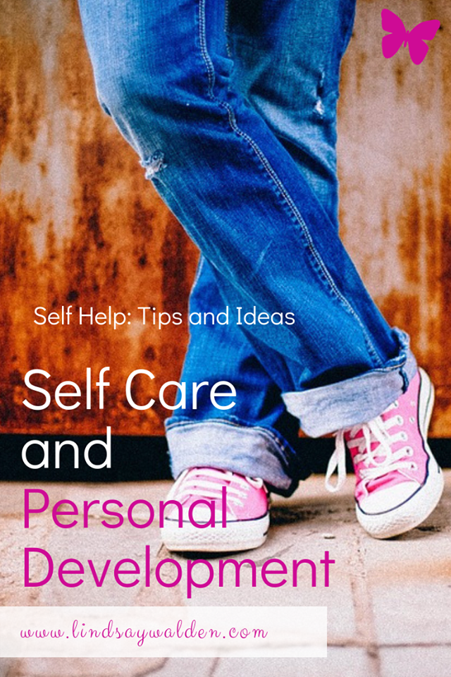 Are you working on self care and wondering how to incorporate self help and personal development into your routine? Self care is so much more than pampering. Reading self help and personal growth books are an important part of self awareness and self discovery. Here are my tips and ideas on self care, self help books, and personal development. #SelfCare #SelfHelp #SelfHelpBooks #PersonalDevelopment #PersonalGrowth #MentalHealth