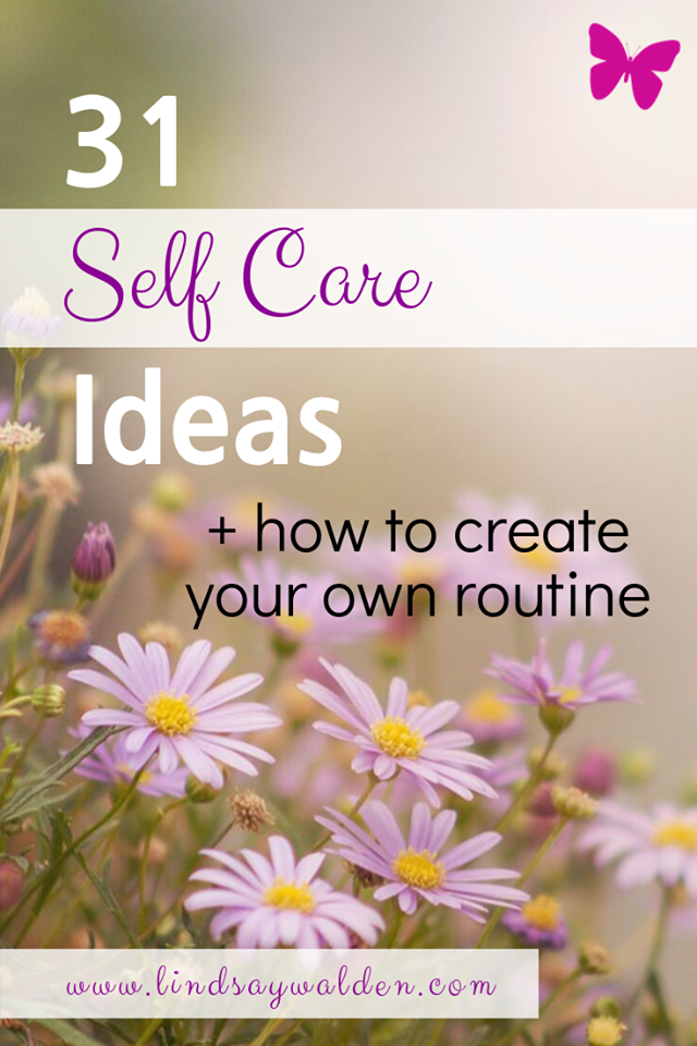 Are you trying to create your own self care routine? I have 31 (or more) ideas for you to mix and match to create healthy habits to help refill your emotional cup. I have a nightly routine and a self care routine for my mornings. These self care ideas include beauty and skincare, self care products, and other ideas to help you take care of you. #SelfCare #SelfCareRoutine #SelfCareNightlyRoutine #SelfCareMornings #SelfCareSkinCare #SelfCareProducts