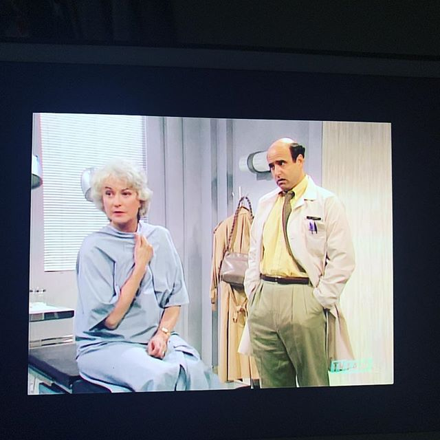 Favorite episode of #thegoldengirls #sickandtired