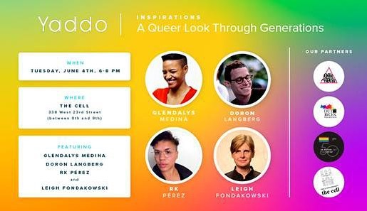 Mama will be there! #pride #stonewall50 #supportartists